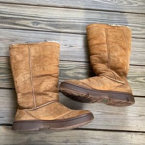 UGG Classic Tall II Chestnut Boots